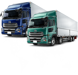 camiones footer fletes